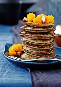 Bananpandekager er et hit til både morgenmad og som en sundere dessert. Den svampede konsistens og den søde smag gør dem til et vanedannende smagsbekendtskab!