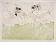 The Little Girls' Cake Walk working proofs), Jacques Villon, 1904 Cleveland Museum Of Art, Art Museum, Little Girls, Walking, Cake, Toddler Girls, Museum Of Art, Kuchen, Walks