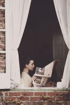 Sneak Peek: Neighbor, Starring Daisy Lowe. | Free People Blog on We Heart It. http://weheartit.com/entry/63941745/via/claudette