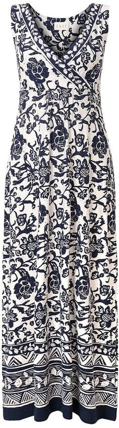 """read to find out why this is a perfect dress for women who want """"cool"""" and """"comfy"""" - http://www.boomerinas.com/2012/07/29/boho-chic-hippie-clothes-plus-size-maxi-dresses/"""
