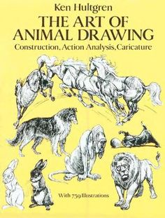 FREE Art of Animal Drawing ~ Online Reading Only
