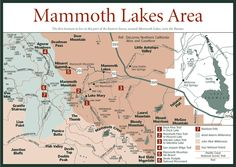 10 Best Mammoth lakes camping images | Mammoth lakes camping, Sierra ...