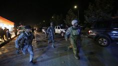 At least 13 people were killed and 36 others were wounded when gunmen attacked the American University of Afghanistan in Kabul, Afghan officials said early Thursday. Puerto Rico, Emergency Hospital, Image Caption, Social Media Influencer, Military Equipment, Special Forces, Supreme Court, Afghanistan, At Least