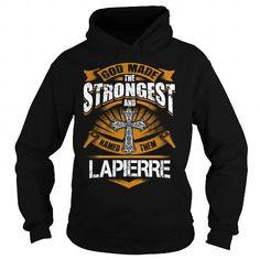 LAPIERRE LAPIERREYEAR LAPIERREBIRTHDAY LAPIERREHOODIE LAPIERRE NAME LAPIERREHOODIES  TSHIRT FOR YOU