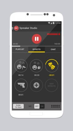 Spreaker Studio: Podcast live from your Android device #app #podcast