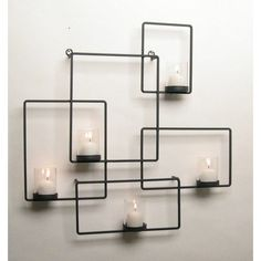 Danya B Puzzle Wall Candle Holder: Decor : Walmart.com