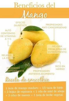 El mango.