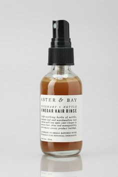 Aster & Bay Vinegar Hair Rinse #urbanoutfitters  Sometimes I want to try this! :D
