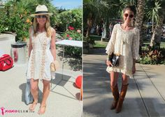 summer dresses, the perfect day concert outfits