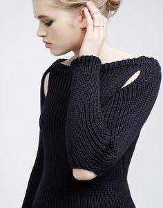Mind the Gap sweater