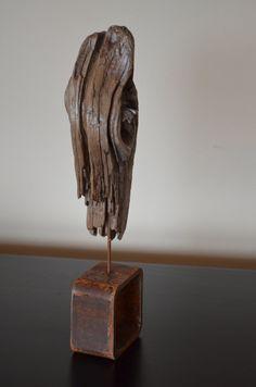 Driftwood Art this eyecatching driftwood by CrawfordCreekRustics