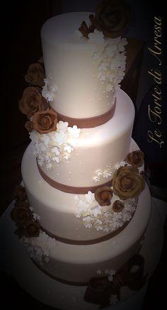 Tortora wedding cake