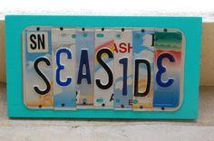 Unique Pl8z:  License Plate Art!