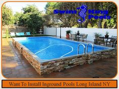 Swim King Pool is a top in ground swimming pool installation and servicing company which provides different designing, building, and servicing  for swimming pools at reasonable price. So if you want to install  Inground Pools, then visit our website https://issuu.com/swimking/docs/swimming_pool_design_long_island_ny