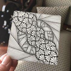 #zentangle ##zentangleart #zentangles #zenart #tangle #art #illustration #penart #ゼンタングル #ゼンタングルアート #ペンアート