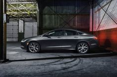 New Release 2015 Chrysler 200 Review Side View Model