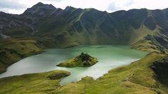 Schrecksee - Bergwelten Wanderungen Allgäu