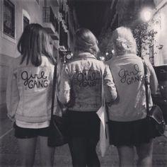 ★ //» Girl Gang Love September 2013, Madrid
