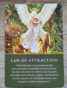 The angels are reminding you again to focus only on your desires right now. The Law of Attraction is always responding to your thoughts and vibrations, so be clear on what you want! We have a new moon coming up Tuesday, a time of new beginnings, so start using that energy to your advantage now. It's interesting to note that, here in the Eastern time zone, the new moon occurs at 4:44pm. Powerful, indeed! #angels #guidance #oracle #lawofattraction #newmoon