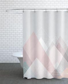 Graphic 105 als Duschvorhang von Mareike Böhmer   JUNIQE