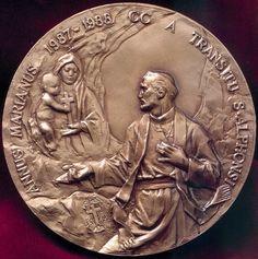 S. Alfonso María de Ligorio, doctor de la Iglesia, mariólogo, fundador de la Congregación del Santísimo Redentor.