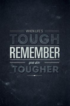 Much Tougher by OPTIC., via Flickr