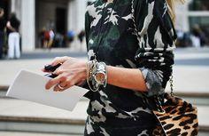 a pair and a spare . diy fashion: DIY INSPIRATION: CAMO