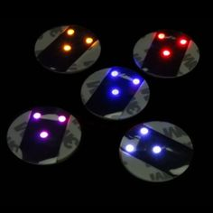 Top Quality Promotion Price LED Coaster Flashing Light Bulb Bottle Cup Mat Color Changing Light Up For Club Bar Home Party Use -in Mats & Pads from Home & Garden on Aliexpress.com | Alibaba Group