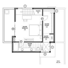 Master bedroom floor plan - souped up hotel room layout. | Floor ...