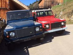 Yes they are for sale, more info www. Defender For Sale, Defenders