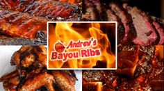 Today's Deal - Hop on It - Andrews Bayou Ribs - $16 for $32 worth of BBQ Food and Drinks!
