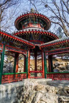 The summer palace by Jingjing Li on 500px