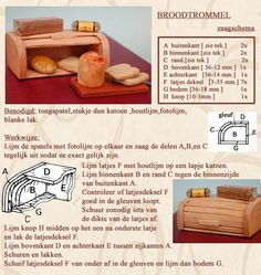 Broodtrommel.