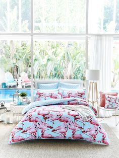 Meet Miami, your new look for summer | exclusive to #bedbathntable #bedroom