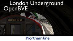 London Underground Simulator|OpenBVE Northern Line #london #trainsim #simulator #trains #tube #londonunderground #tfl #londontransport #northernline #underground #simulation #video #youtube