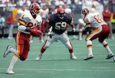 washington redskins 1991 season\ | Future Hall of Fame wide receiver Art Monk navigates an open patch of ...