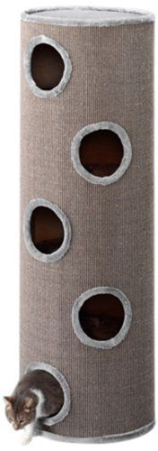 Europet Bernina Trend Cat-Dome Extreme Pet Memorial Product, 50 by 50 by 150cm, Light-Grey * Want additional info? Click on the image.