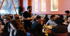 How to Beat the Line and Get Reservations at Hot New Restaurants - The New York Times