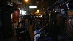 #wanchai #blackmarket #marke t#selling #sales #creation #creative #setting #setup #2012 #detourhk #detour2012 #aod #concept #monster #ghost #event #artgallery #artevent #exhibitions #installation #installationar #outdoor #designer #design #art artist #black #artistmarket #hongkong #street #night #people #dark