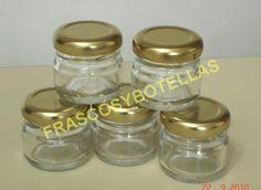 frasco -envase vidrio 28 cc minidulce con tapa . PONER EN BOLSITA U OTRA IDEA.