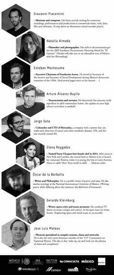 sConsulado Mexicano en San Francisco invita a conocer y dialogar con 9 mexicanos con grandes ídeas | Diario Judio