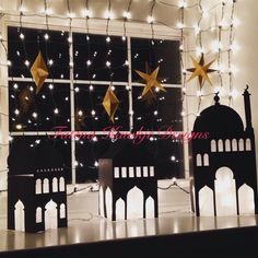 OMG I LOVE IT ramadan and Eid decorations