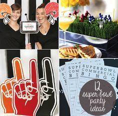 12 Last Minute Super Bowl Party Ideas