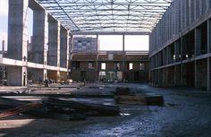 santa justa estacion en obras 1991