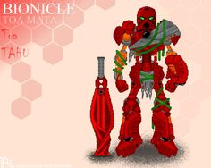 Toa Tahu by Shkvapper.deviantart.com on @DeviantArt
