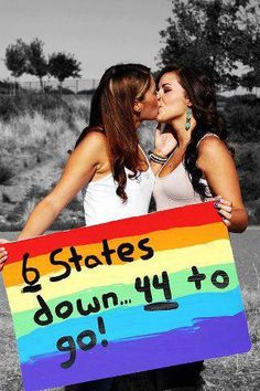 Gay Marriage in the USA.