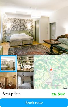 Antonius (Tartu, Estland) – Book this hotel at the cheapest price on sefibo.
