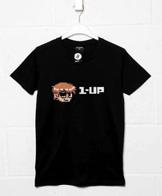 Scott Pilgrim T Shirt - 1 Up - Black / Small