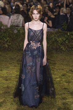 Christian Dior by Maria Grazia Chiuri | Spring 2017 Couture | ph: Yannis Vlamos /indigital.tv | Model: Teddy Quinlivan