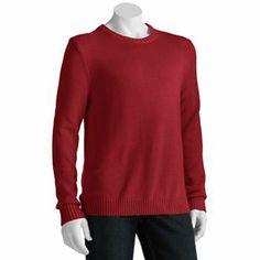 Croft and Barrow Crewneck Sweater - Big and Tall...Kohls..$50.00 (x3)